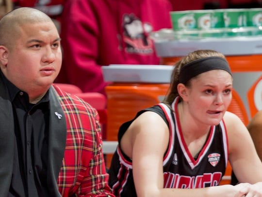 Renee Sladek has decided to walk away from the sport of basketball due to knee issues.