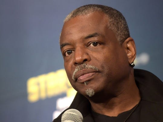 Actor LeVar Burton will be in Memphis for an April