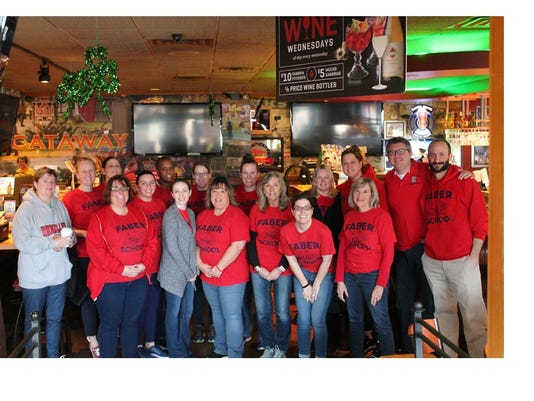Staff serves short stacks for a tall cause PHOTO CAPTION