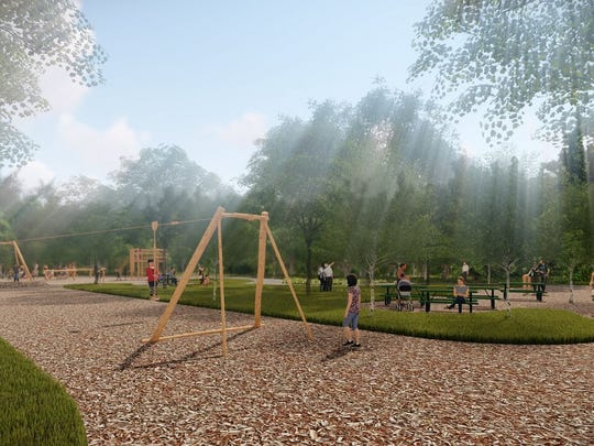 Carmel-Clay Parks will spend $5.6 million to expand West Park.