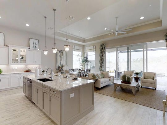 The Sidney model by Florida Lifestyle Homes is now