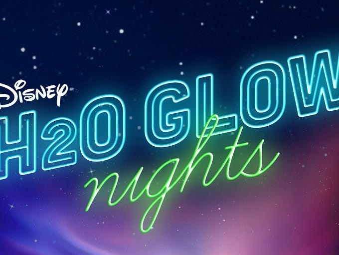 Disney H20 Glow Nights is every Thursday and Saturday