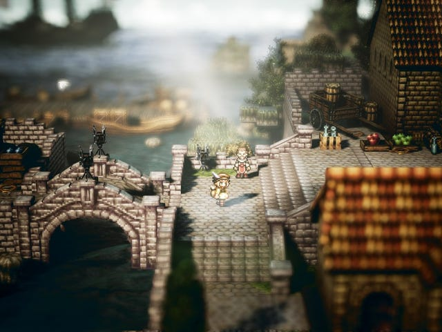 Review: Octopath Traveler is one jagged little thrill | Technobubble