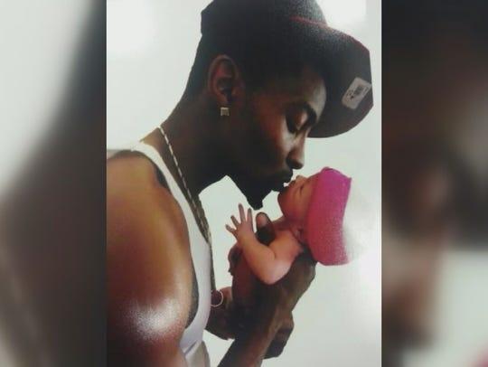 Rumain Brisbon, who was fatally shot by a Phoenix police