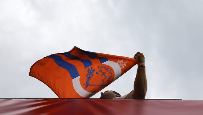 Efforts to have an FC Cincinnati practice facility in Clermont County created a stir in the county's Republican party.