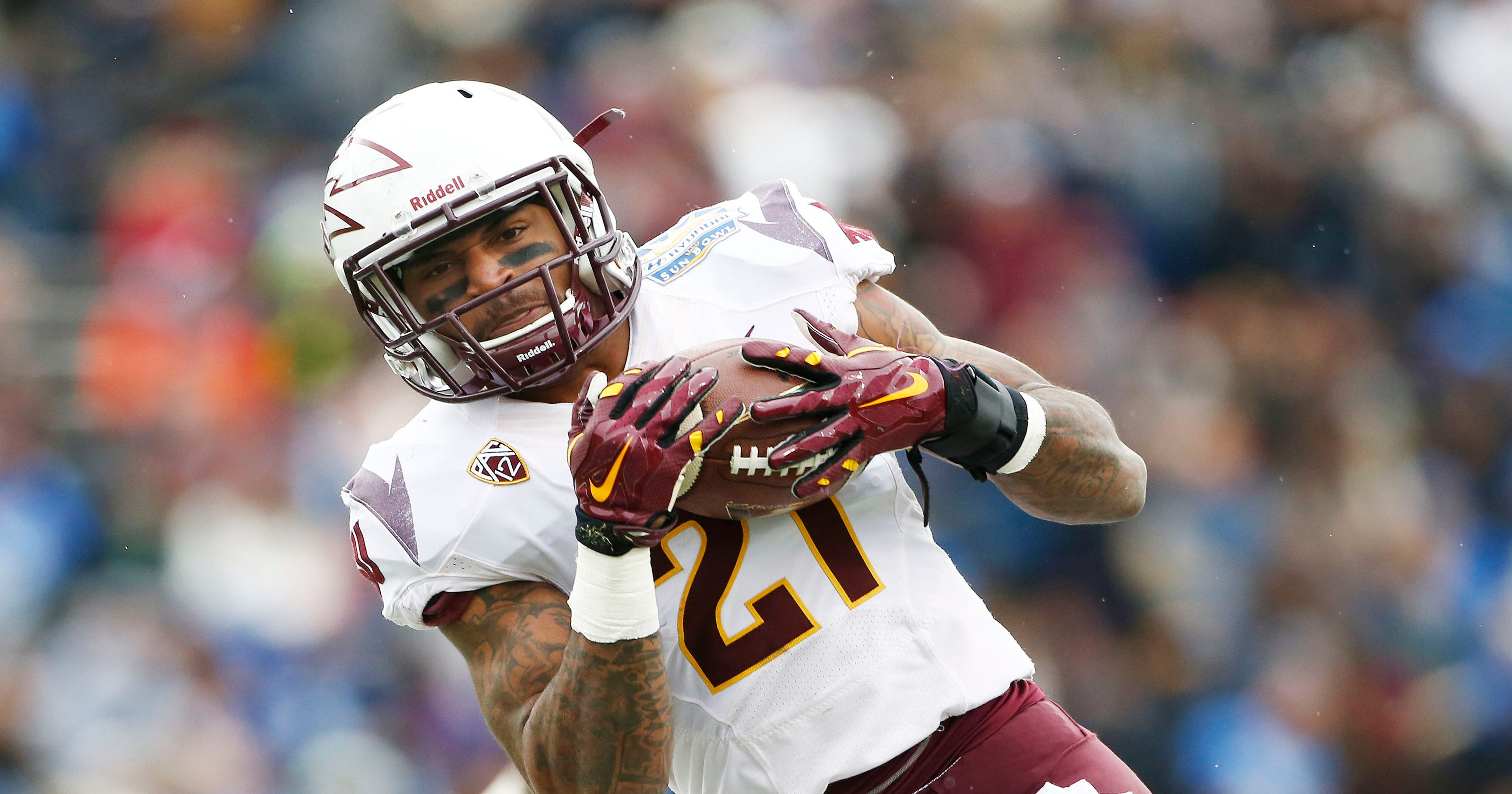 27c9c00a5 Arizona State to send four players to NFL Combine