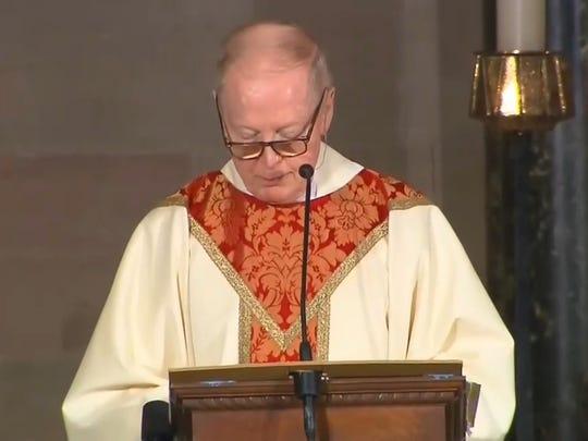 Reverend Leo J. O'Donovan