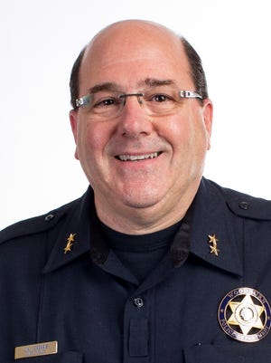 Woodburn Chief Jim Ferraris