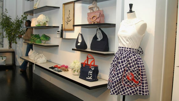 The spring 2007 collections from Kate Spade & Jack