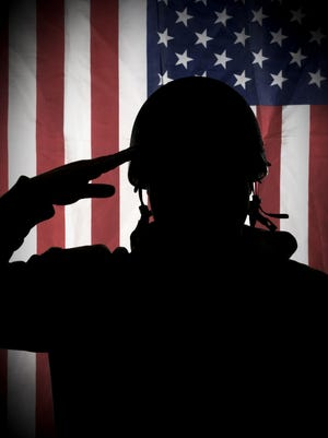 "Military holidays help us appreciate both our ""military"" family and our loved ones at home."