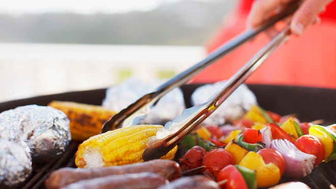 Get out of the kitchen and fire up the grill for these tasty meals this spring and summer.