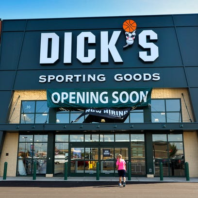 Dick's Sporting Goods location is set to open Aug. 12 at 40 Second St. S in Waite Park. It will become the 10th store the chain has opened in Minnesota.