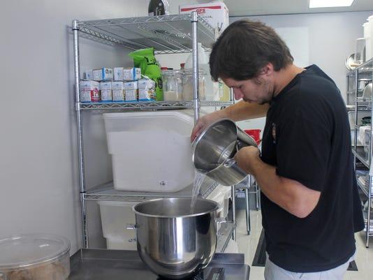 LIV 1 Bakery opening