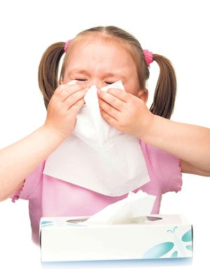 When does a child's cold need additional attention?