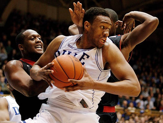 Jabari Parker, Duke: 23 points, 8 rebounds and 2  blocks in a Feb. 15 win over Maryland.
