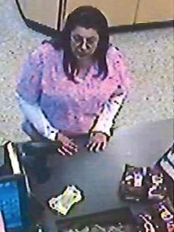 This woman is being sought in Wawa coffee thefts, police say.