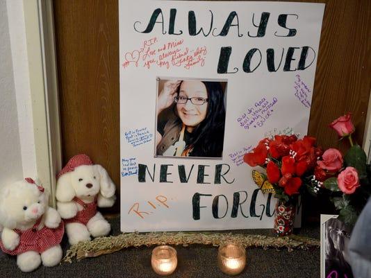 Vigil for Jamie Lee WoundedArrow