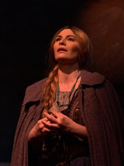 "Stacey Geyer stars as Micaëla in the Tri-Cities Opera production of ""The Tragedy of Carmen."""
