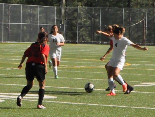 Ruidoso is set to play Goddard High School Saturday