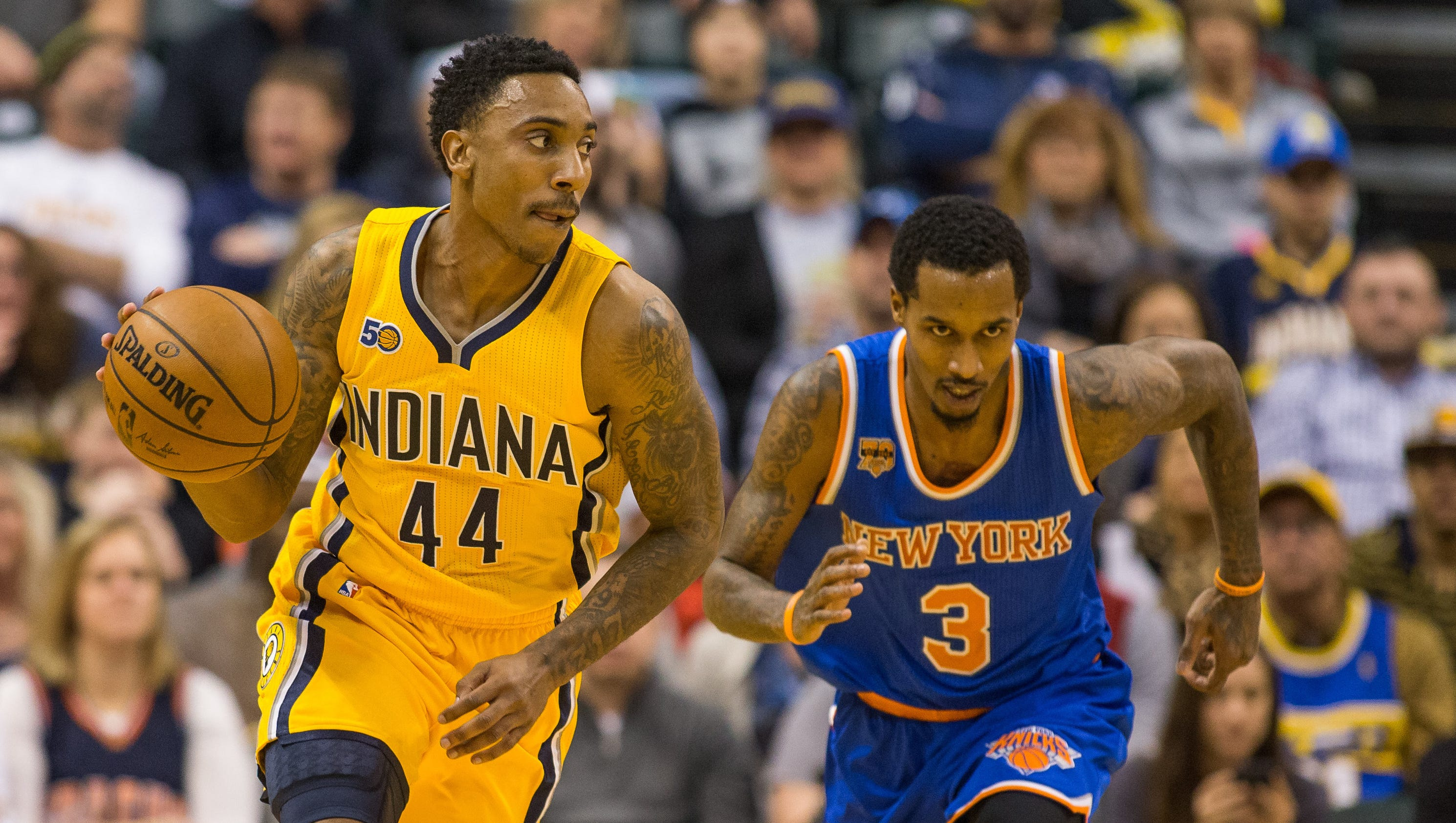 Insider Balanced unselfish Pacers take pressure off Paul George