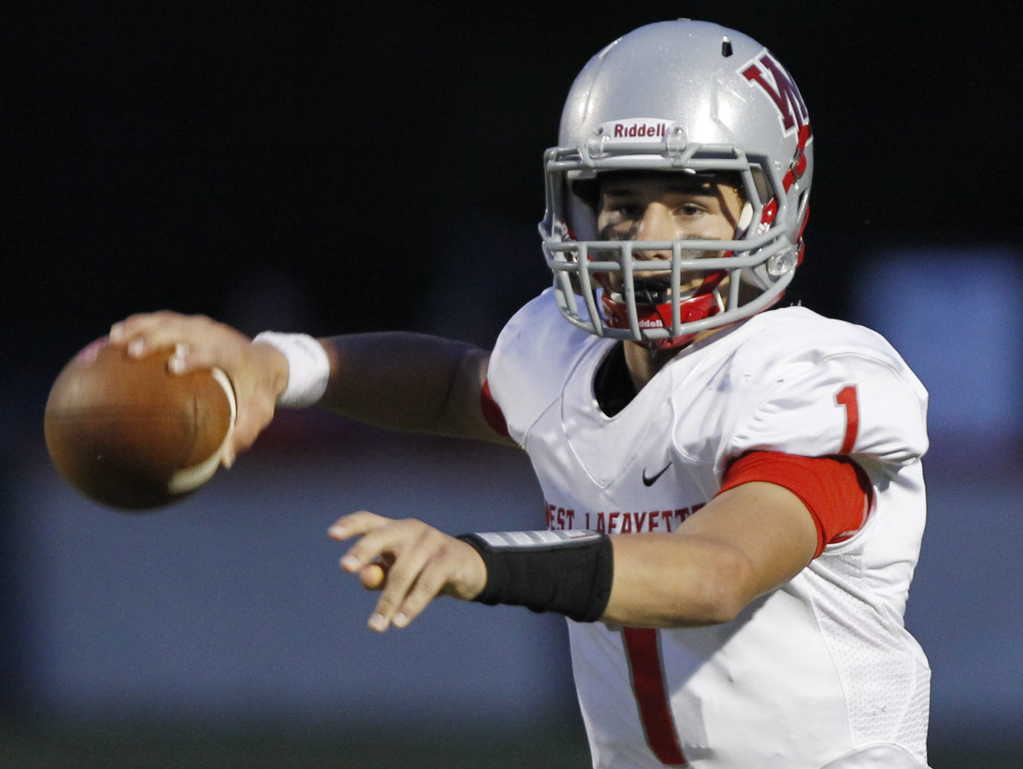 More mature kidwell key to wl success usa today high for Lafayette cds 30