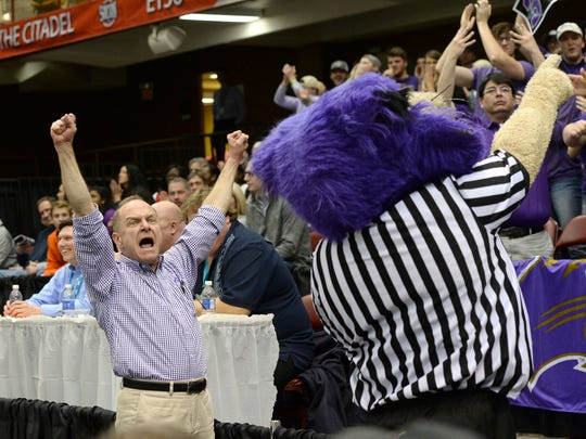 Western Carolina University defeated Wofford 88-83