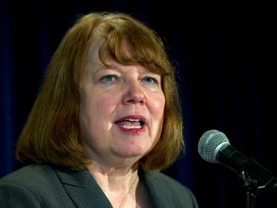 Colorado Supreme Court Justice Allison Eid