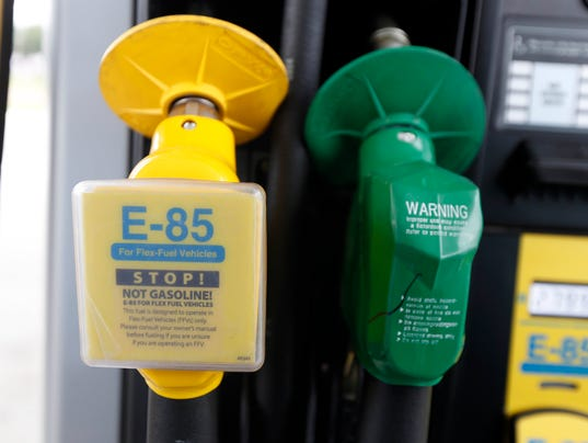 AP ETHANOL IN GASOLINE A FILE USA MS