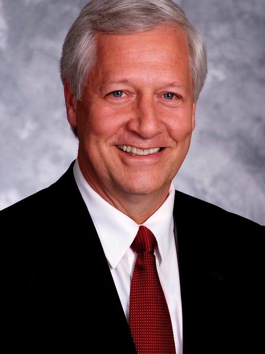 Belmont's President Bob Fisher