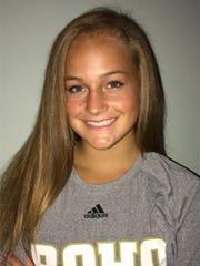 Emily Stolt, Rider