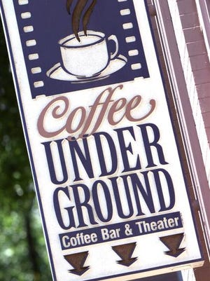 Coffee Underground hosts No Expectations Comedy Open Mic night Monday, Feb. 23, 2015.