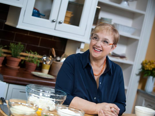 """Lidia Bastianich is the star of PBS Television's """"Lidia's Kitchen."""""""
