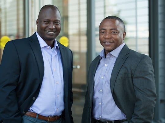 Larry Davis and Damon Bryant decided to locate their startup, Most Valuable Recruit, in Frisco, Texas instead of more traditional venture hubs like Boston.