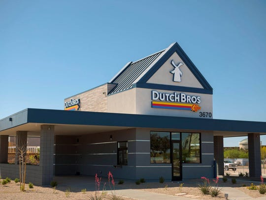 Dutch Bros is a popular coffee purveyor founded in Grants Pass, Oregon, and rapidly expanding across the western United States.