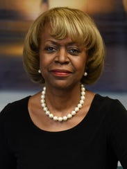 New Detroit president and CEO Shirley Stancato at the