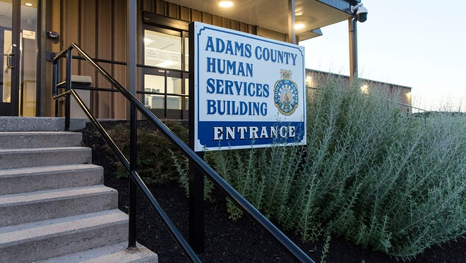 In this file photo, Adams County held an open house of its new Human Services building on Tuesday, June 20, 2017. The building will house departments like children and youth services, mental health services, domestic relations, probation services, two district court offices and court operations for the county.