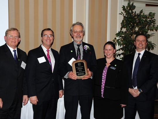 The York County Bar Association/Foundation honored Hoffmeyer and Semmelman with the YCBF Small Firm Pro Bono Award at an annual recognition dinner.
