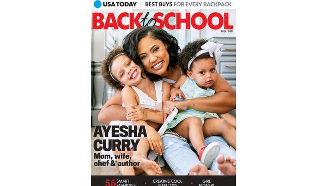 2017 Back to School Magazine promo image