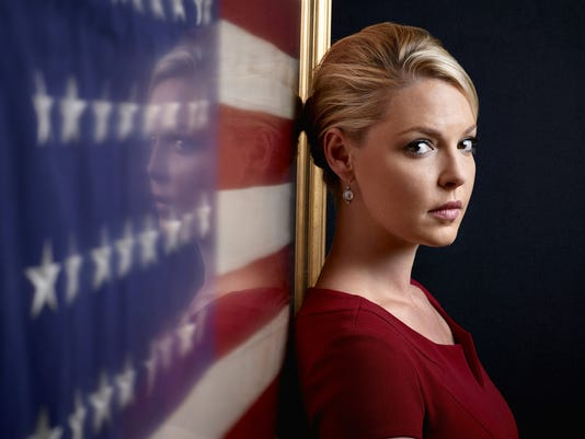 Katherine Heigl is back on TV with 'State of Affairs'