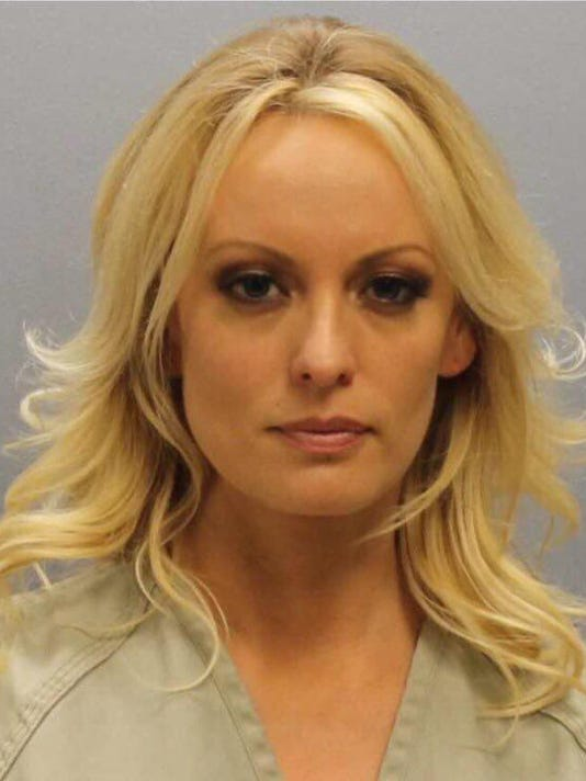 US adult actress Stormy Daniels arrested