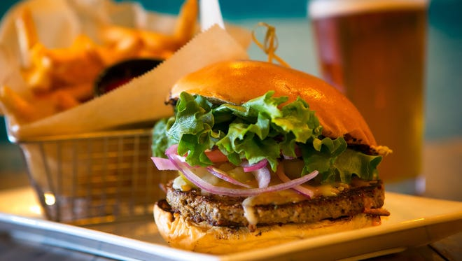The meatless Impossible Burger is the new darling of the food world, beloved by high-end chefs and fast-food restaurants alike.