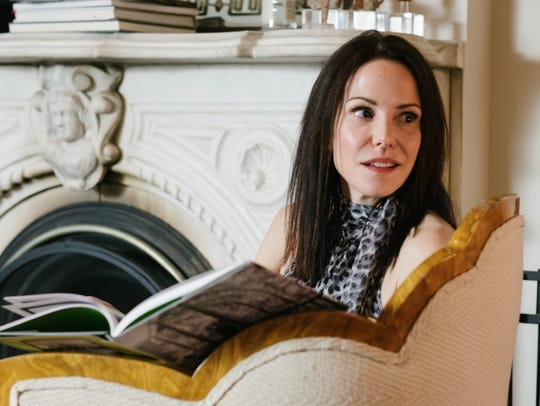 """Mary-Louise Parker stars in """"Golden Exits."""""""