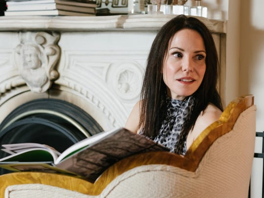 "Mary-Louise Parker stars in ""Golden Exits."""