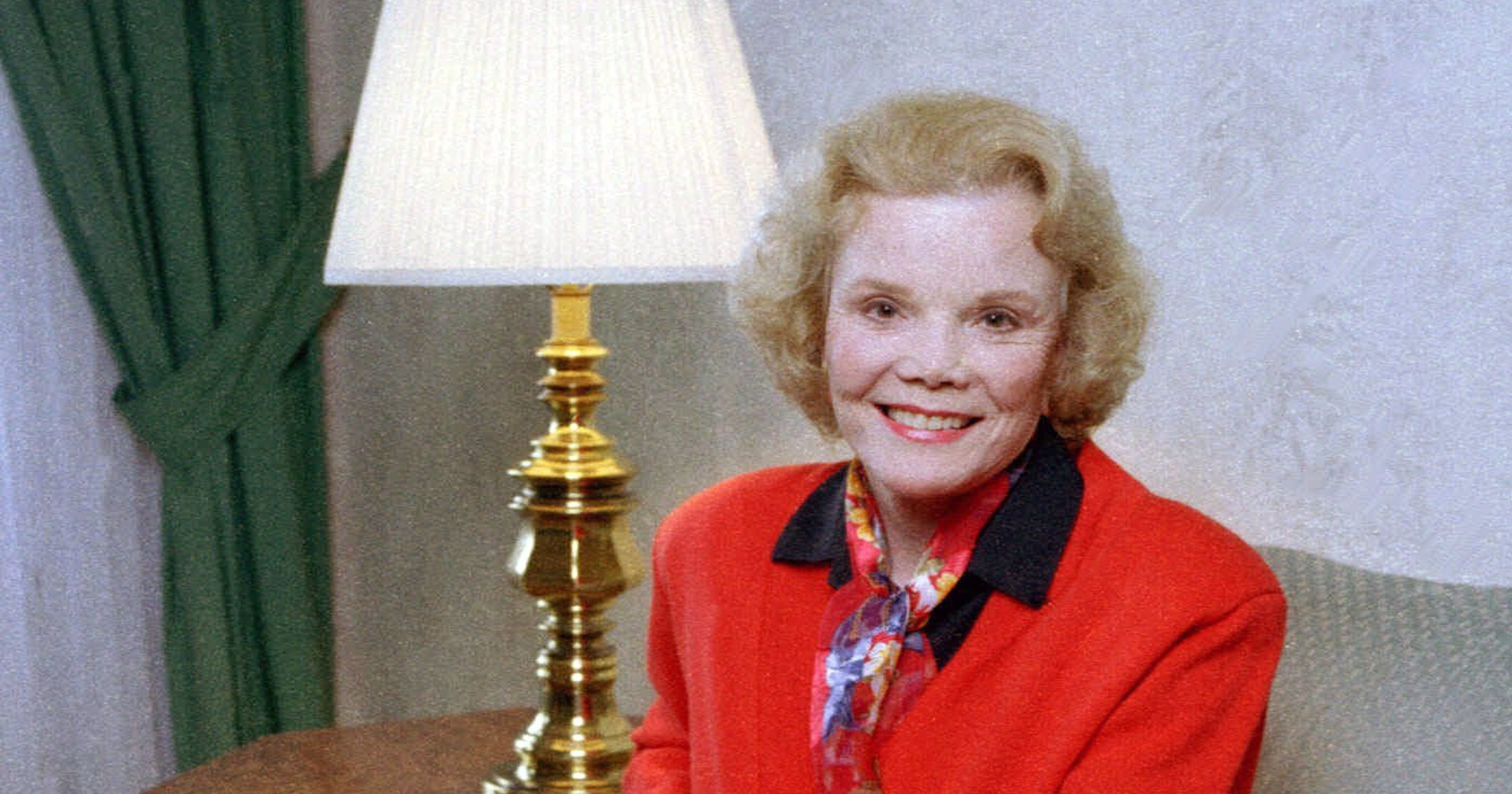 Nanette Fabray Star Of Stage Screen And Tvs One Day At A Time Dies