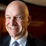 David Belcher, Western Carolina's former chancellor, dies at 60 after cancer fight