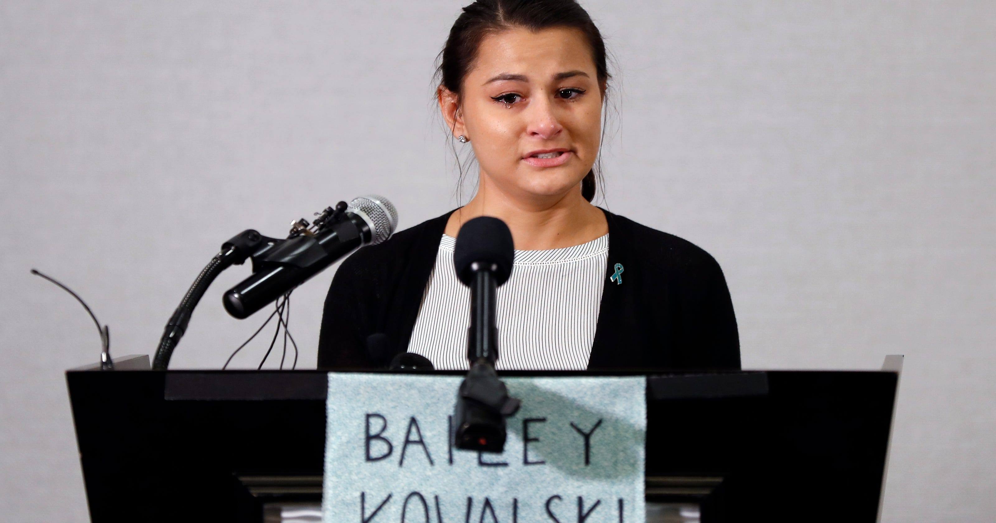 Woman Who Alleged Rape By Ex-MSU Players Speaks Publicly