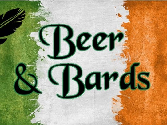 Beer & Bards is happening Thursday.