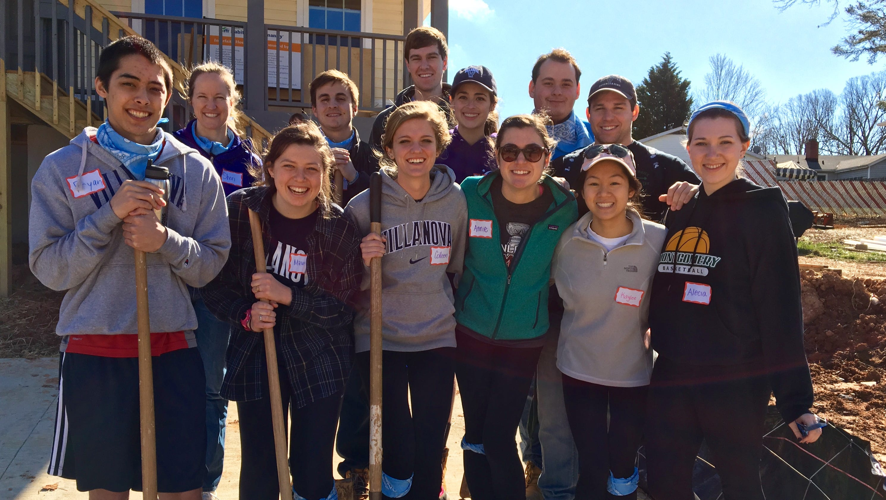 It 39 S March Madness At Asheville Area Habitat Job Sites