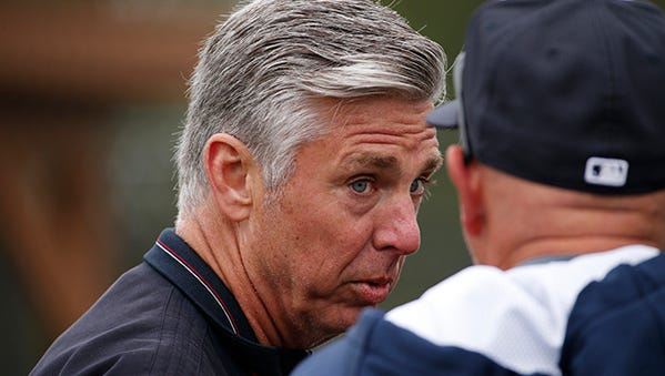 Dave Dombrowski was unemployed all of 14 days.