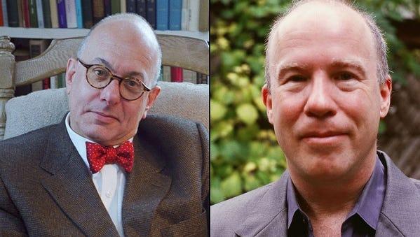 Leon Botstein and Mark Danner.